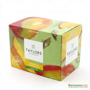 Чай Taylors of Harrogate С манго и кардамоном 20х1,5г
