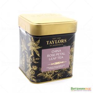 Чай Taylors of Harrogate Лепесток розы 125 гр