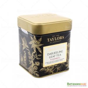Чай Taylors of Harrogate Дарджилинг с Единой Плантации 100 гр