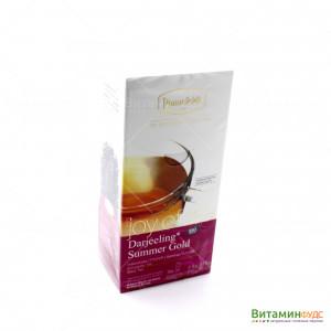Чай Ronnefeldt Joy of tea Дарджилинг Саммер Голд в пакетиках 15х2,5 г