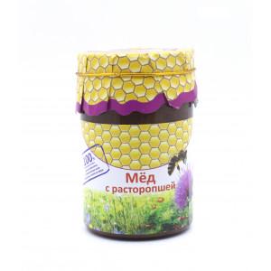 Мёд с расторопшей 350г