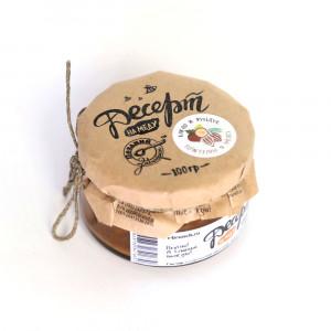 Десерт на меду с КАКАО И ФУНДУКОМ 100 г