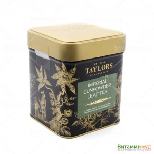 Чай Taylors of Harrogate Имперский Порох 125 гр