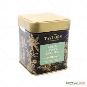 Чай Taylors of Harrogate Зеленый чай с цветками жасмина 125 гр