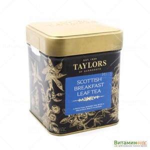 Чай Taylors of Harrogate Шотландский завтрак 125 гр