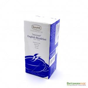 Чай Ronnefeldt Английский завтрак в пакетиках 25х1,5 г