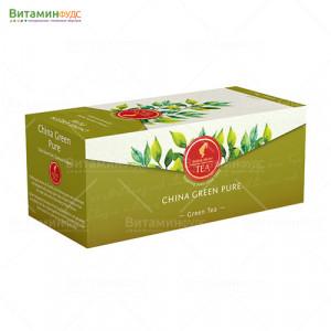 Чай Julius Meinl Китайский зеленый, 25х1.75 гр.