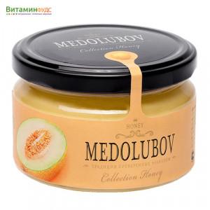 Крем-мёд Медолюбов с дыней, 250мл