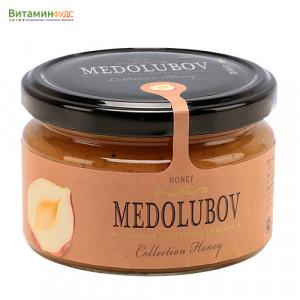 Крем-мёд Медолюбов с фундуком, 250мл