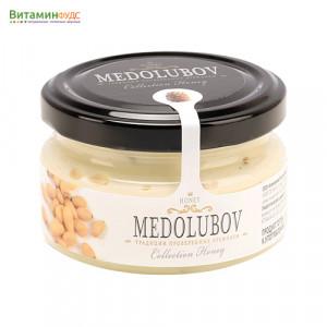 Крем-мёд Медолюбов с кедровым орехом, 80мл
