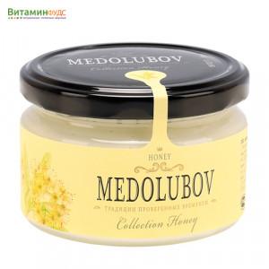Крем-мёд Медолюбов липа дальневосточная, 250мл