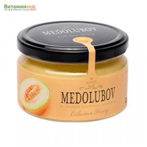 Крем-мёд Медолюбов с дыней, 100мл