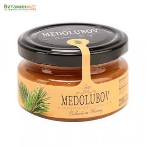 Крем-мёд Медолюбов с живицей, 100мл