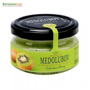 Крем-мёд Медолюбов с киви, 100мл