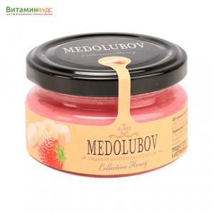 Крем-мёд Медолюбов клубника-банан, 100мл