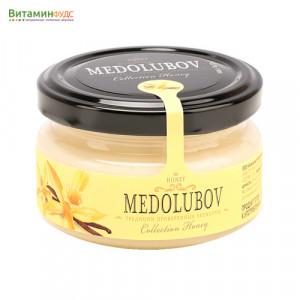 Крем-мёд Медолюбов с ванилью, 100мл