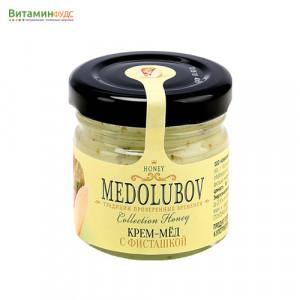 Крем-мёд Медолюбов с фисташкой, 40мл