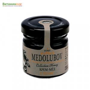Крем-мёд Медолюбов с мумие, 40мл