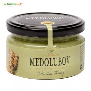Крем-мёд Медолюбов с прополисом европейским, 250мл