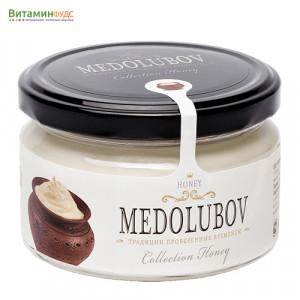 Крем-мёд Медолюбов сливочный, 250г