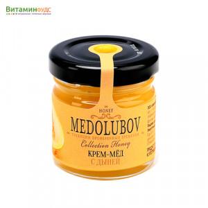 Крем-мёд Медолюбов с дыней, 40мл