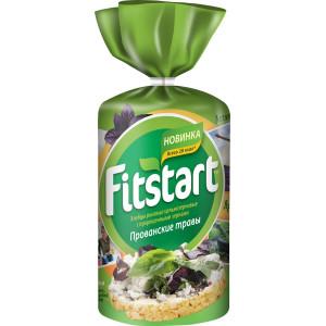 Хлебцы рисовые Прованские травы 90г, FITSTART
