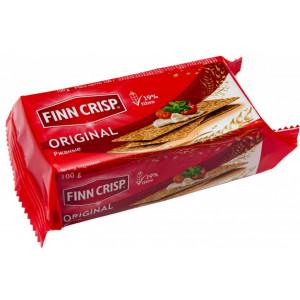 Сухарики Original (Ржаные) 100г, FINN CRISP (Финляндия)