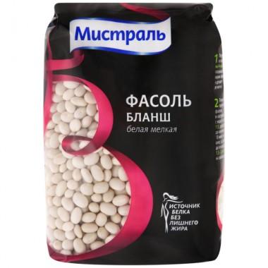 Фасоль Бланш белая мелкая 450г, МИСТРАЛЬ