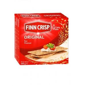 Сухарики Original (Ржаные) 200г, FINN CRISP (Финляндия)