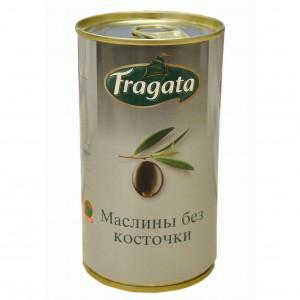 Оливки без косточки 350г, FRAGATA (Испания)