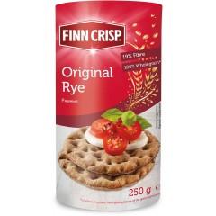Хлебцы Original Rye (Ржаные) 250г, FINN CRISP (Финляндия)