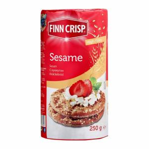 Хлебцы Sesame (Пшеничные с кунжутом) 250г, FINN CRISP (Финляндия)