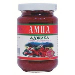Аджика Абхазская классическая 200г, АМЦА (Абхазия)