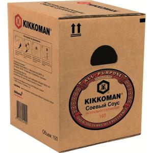 Соевый соус, bag-in-box 19 л, KIKKOMAN (Нидерланды)