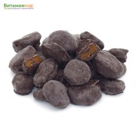 Абрикос в шоколадной глазури