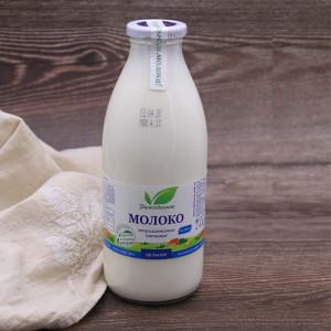 """Молоко цельное """"Первозданное"""" 750 мл."""