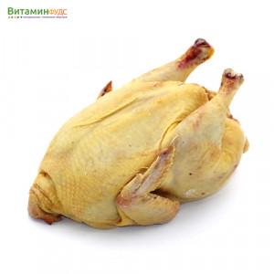 Курица для жарки домашняя, 2,5-2,7 кг.