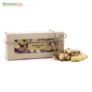 Бразильский орех очищенный ВитаминФудс, 250 г