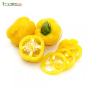 Перец болгарский желтый, 0,6кг