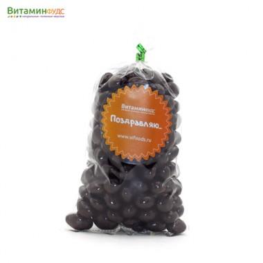 Изюм в шоколадной глазури  подарочная, 100 г