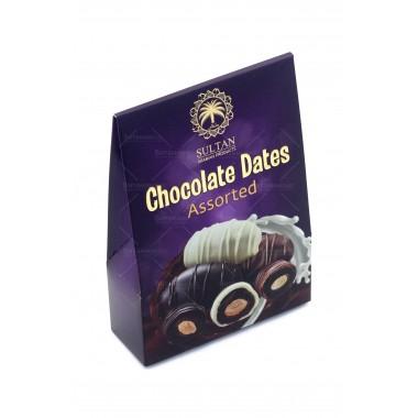 Финики ассорти в шоколаде SULTAN 100 г