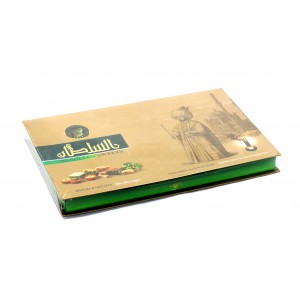Арабская пахлава Микс Sultan Premium подарочная коробка 750гр