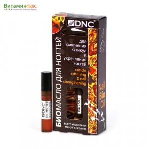 Биомасло для смягчения кутикул и укрепления ногтей