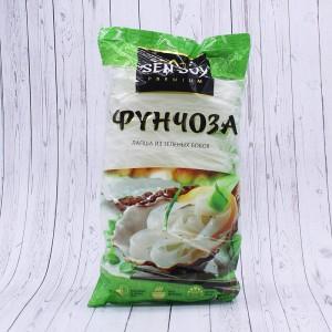 """Лапша из зеленых бобов Фунчоза """"Sen Soy"""", 180г."""