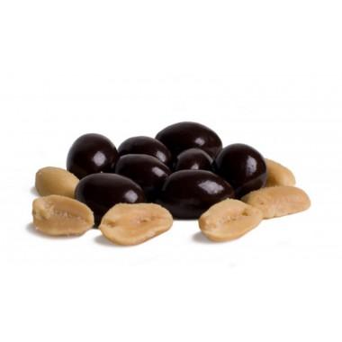 Арахис в шоколадной глазури