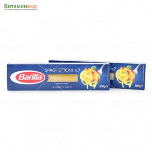 Макароны Barilla Spaghettoni n.7 500г