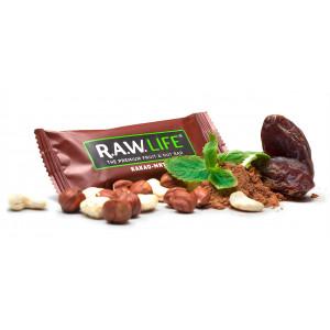 Батончик R.a.w. LIFE CHocolate какао&мята
