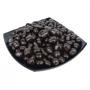 Имбирь в темной шоколадной глазури