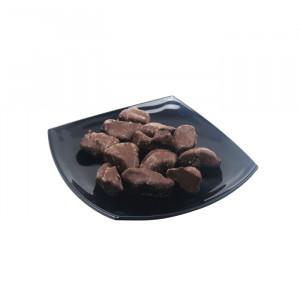 Айва в темной шоколадной глазури
