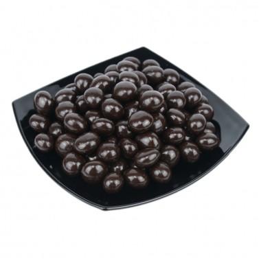 Кофейные зерна в темном шоколаде